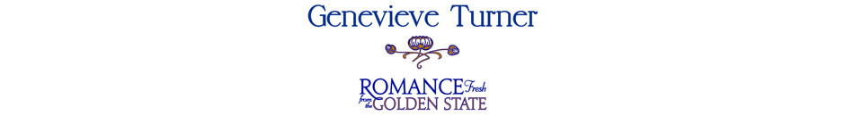 Genevieve Turner: Romance Author